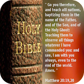 Bible Quotes : Chat Verse