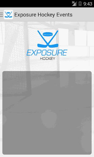 Exposure Hockey Events