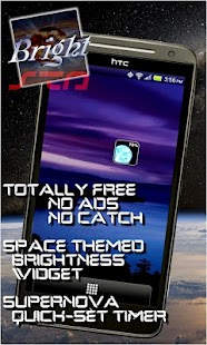 Brightness Widget Supernova - screenshot thumbnail