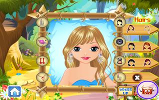 Screenshot of Princess Dress up
