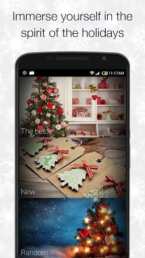 Christmas trees photos