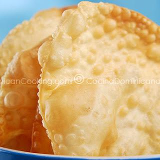 Yaniqueques Recipe (Fried Crispy Johnny Cake Tortillas)