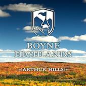 Boyne Highlands - Arthur Hills