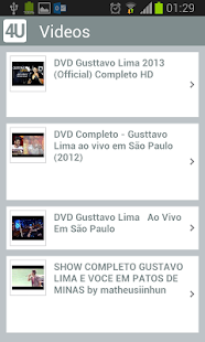 Gustavo Lima - screenshot thumbnail