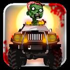 Go Zombie Go - Racing Games icon