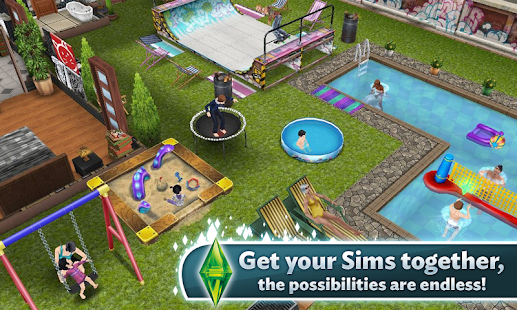 The Sims™ FreePlay Screenshot 17