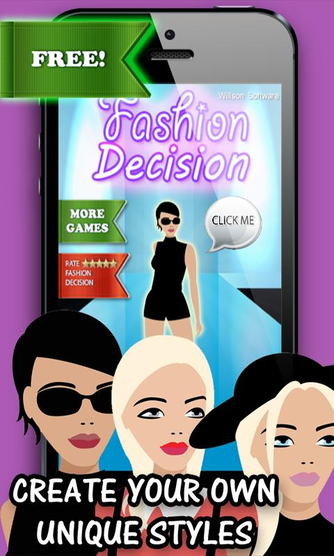 Fashion Decision - screenshot