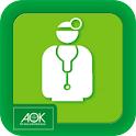 AOK-Sağlık hizmeti logo