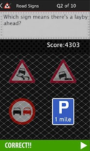 Road Signs Free- screenshot thumbnail