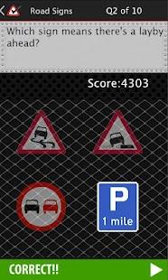Road Signs Free - screenshot thumbnail
