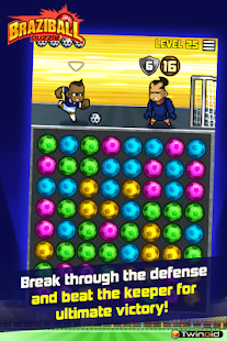 Braziball Puzzle- screenshot thumbnail