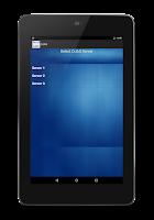 Screenshot of OJAS