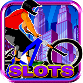 City Bike Slots Multi Reels