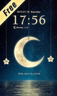 (FREE)NIGHT MOON GO BIG THEME- screenshot thumbnail