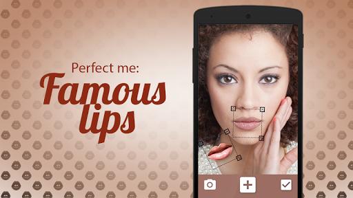 完善我:著名的嘴唇