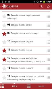 ICD Polska Klasyfikacja - screenshot thumbnail