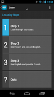 Screenshot of Transparent Language