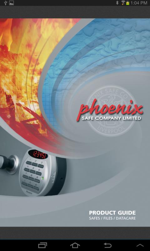 Phoenix Safe- screenshot