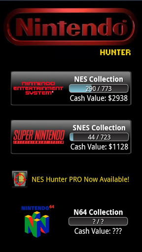 NES Hunter