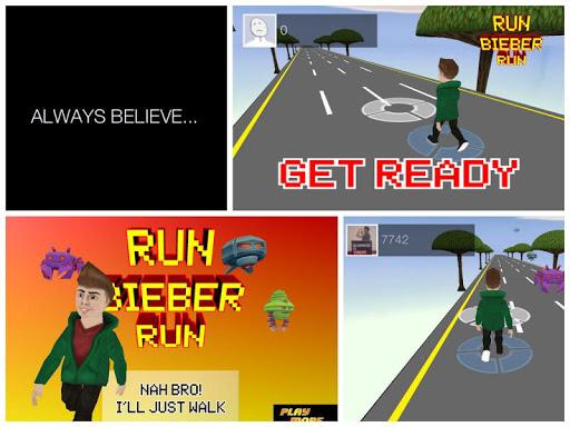 Run Bieber Run