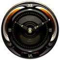 VEGA Designer Clock Widget icon