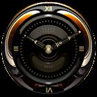 VEGA Designer Clock Widget icon
