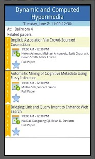 Hypertext 2011- screenshot thumbnail