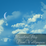 Weather Sky Live Wallpaper 1.81 Apk
