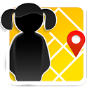 Sprint Family Locator logo