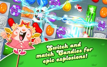 Candy Crush Saga Screenshot 1