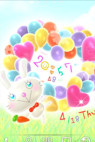 Balloon Rabbit LWP Trial
