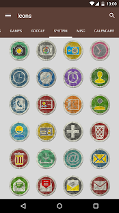 Rugo - Icon Pack Screenshot