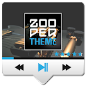 MPlayer Zooper Skin Pro(9in1) icon