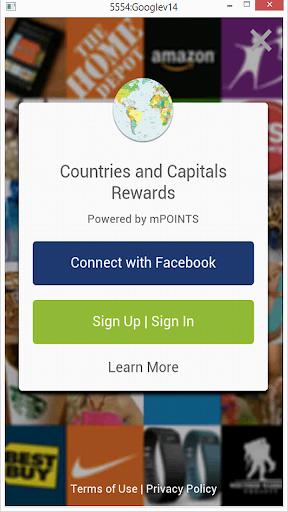 玩教育App|Countries and Capitals免費|APP試玩