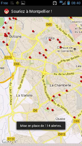 Souriez à Montpellier