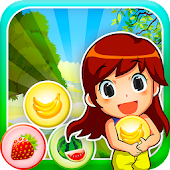 Bubble world: Fruits!