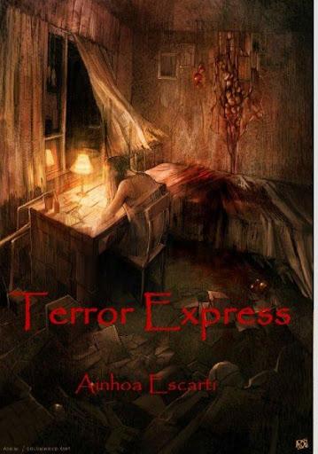 Terror express -Ainhoa Escarti