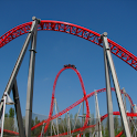 Top Roller Coasters Europe 1 icon