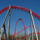 Top Roller Coasters Europe 1