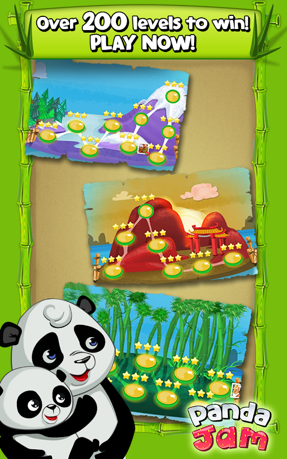 Panda Jam - screenshot