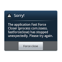 Fast Force Close icon