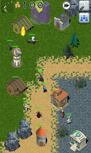 Medieval Empires RTS Strategy v1.20