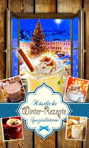 Winter-Rezepte - Glühwein Co