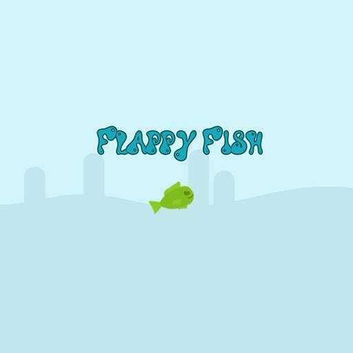 Flappy Fish LOGO-APP點子