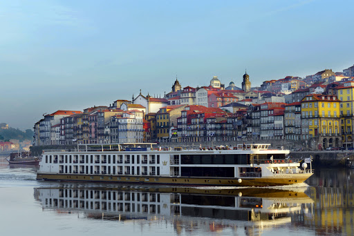 AmaVida-on-Douro-River - Postcard perfect: Experience the sunny side of Europe on a cruise aboard AmaVida through the Douro River Valley of Portugal.