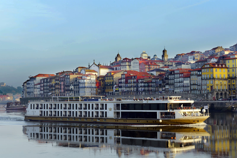 Experience the sunny side of Europe on a cruise aboard AmaVida through the Douro River Valley of Portugal.