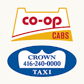 Co-op Cabs/Crown Taxi Toronto