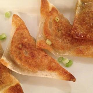 Butternut Squash Potstickers [Vegan]