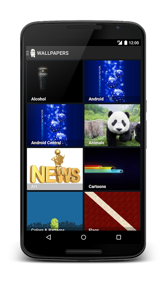 AC App for Android™ - screenshot
