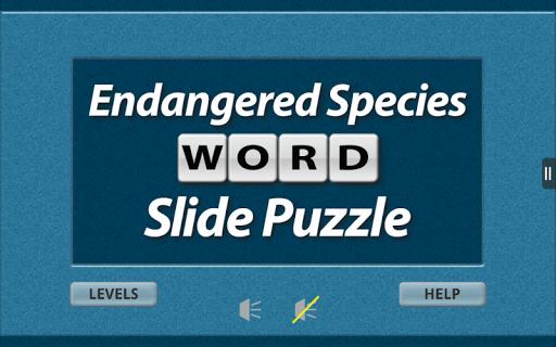 Endangered Slide Puzzle Free